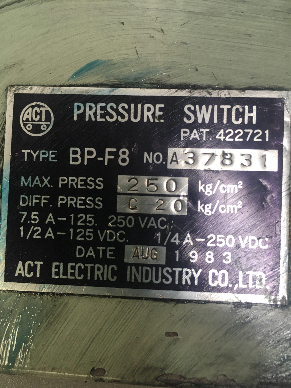 BP-F8-250-C-20